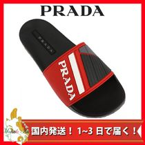 PRADA Unisex Shower Shoes Shower Sandals