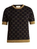 GUCCI Cotton Short Sleeves Sweaters