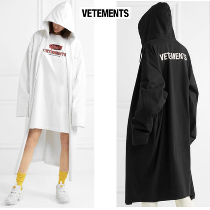 Unisex Long Oversized Coats