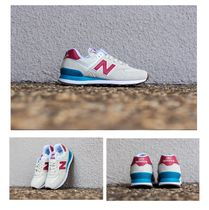 New Balance Street Style Low-Top Sneakers