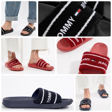 ef2cf12be27a Tommy Hilfiger 2018 SS Unisex Street Style Sandals by goodwave - BUYMA