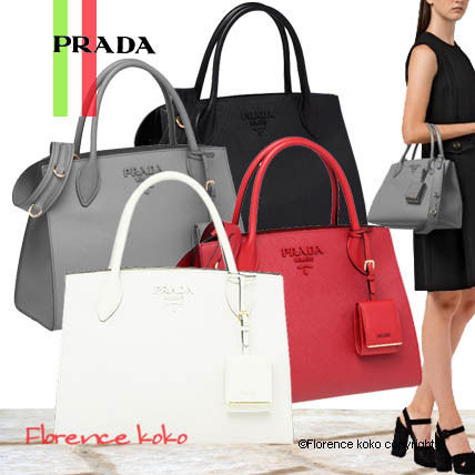 PRADA Handbags Saffiano 2WAY Plain Elegant Style Handbags . eeb9d0d55a7fe