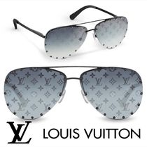 Louis Vuitton With Jewels Sunglasses