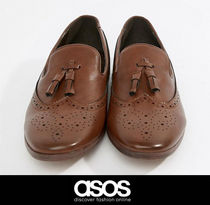 ASOS Loafers Faux Fur Loafers & Slip-ons