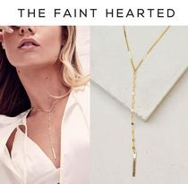 THE FAINT HEARTED 14K Gold Fine