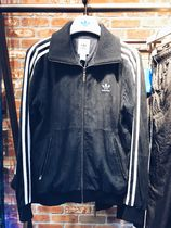 adidas Casual Style Suede Street Style Plain Jackets