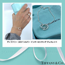 Tiffany & Co TIFFANY 1837 Casual Style Silver Fine