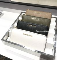 Michael Kors BEDFORD Leather Long Wallets
