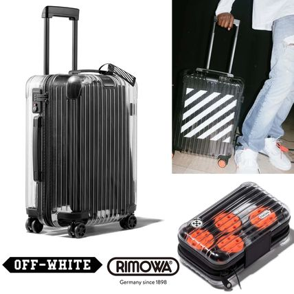 Street Style Luggage & Travel Bags