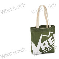 Canvas Street Style A4 Plain Oversized Totes