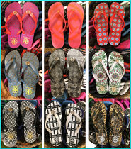 Tory Burch Other Check Patterns Open Toe Other Animal Patterns