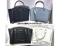 Michael Kors Crocodile 2WAY Handbags