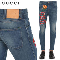 rivenditore di vendita 932a1 40e99 GUCCI Men's Jeans & Denim Bottoms: Shop Online in US | BUYMA