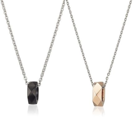 Stainless Necklaces & Chokers
