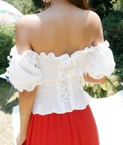 Plain Bandeau & Off the Shoulder