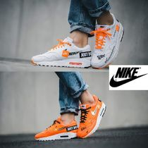 Nike AIR MAX 1 Casual Style Unisex Street Style Low-Top Sneakers