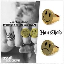 Han Cholo Unisex Street Style Rings