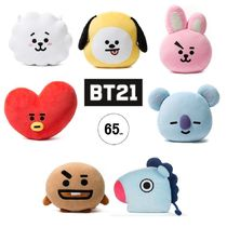 BT21 Collaboration Action Toys & Figures