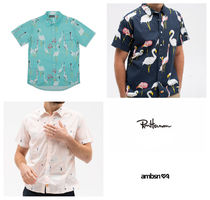 Ron Herman Tropical Patterns Short Sleeves Shirts