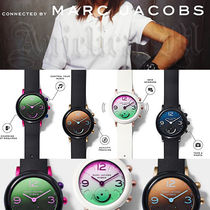 MARC JACOBS Unisex Analog Watches