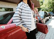 Stripes Medium Jackets