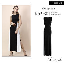 Chicwish Sleeveless Long Dresses