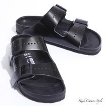 RICK OWENS Collaboration Leather Sandals