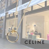 CELINE Elegant Style Necklaces & Pendants