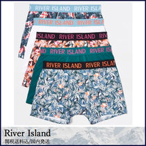 River Island Tropical Patterns Street Style Other Animal Patterns Cotton