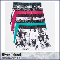 River Island Tropical Patterns Street Style Trunks & Boxers