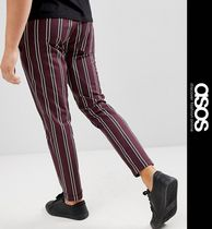 ASOS Printed Pants Stripes Patterned Pants