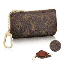 Louis Vuitton Leather Coin Purses