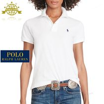 Ralph Lauren Plain Cotton Medium Short Sleeves Polo Shirts