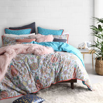 Logan & Mason Flower Patterns Comforter Covers Geometric Patterns