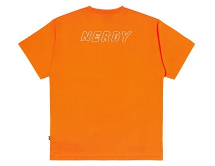 NERDY More T-Shirts Unisex Street Style Cotton Short Sleeves T-Shirts 14