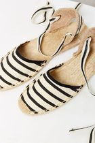 SOLUDOS Stripes Casual Style Sandals Sandal