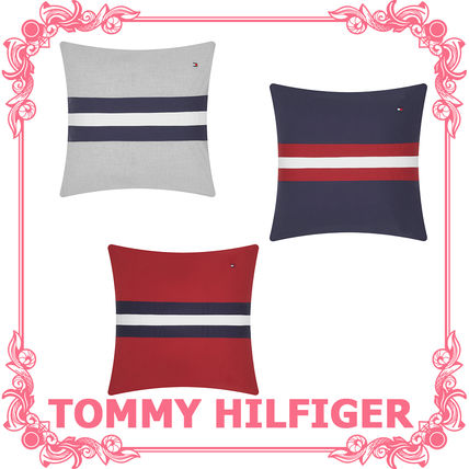 Tommy Hilfiger Decorative Pillows By Yrpersonalshopper40 BUYMA Simple Tommy Hilfiger Decorative Pillows