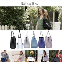 willow bay Collaboration Khaki Bold Mothers Bags