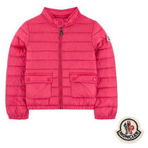 MONCLER LANS Street Style Kids Girl Outerwear