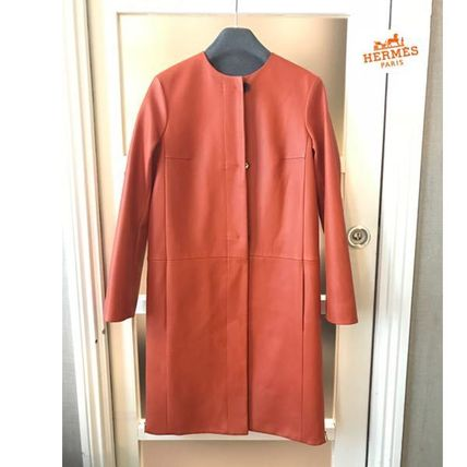 HERMES More Coats Collaboration Coats