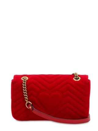 74b49acfa3056f GUCCI GG Marmont 2018-19AW Shoulder Bags (443497 K4D2T 4462, 443497 ...