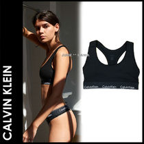 Calvin Klein Plain Cotton Bras