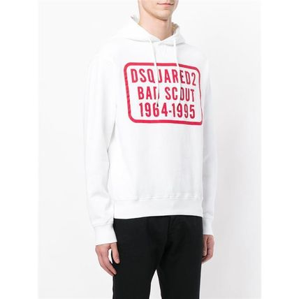 D SQUARED2 Logo Luxury Hoodies