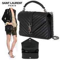 Saint Laurent COLLEGE Shoulder Bags