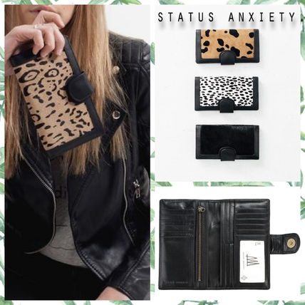 Leopard Patterns Unisex Other Animal Patterns Leather