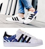 adidas SUPERSTAR Unisex Collaboration Low-Top Sneakers