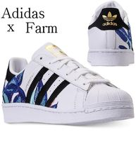 adidas SUPERSTAR Unisex Street Style Collaboration Low-Top Sneakers