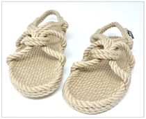 NOMADIC STATE OF MIND Open Toe Casual Style Unisex Slippers Sandals Sandal