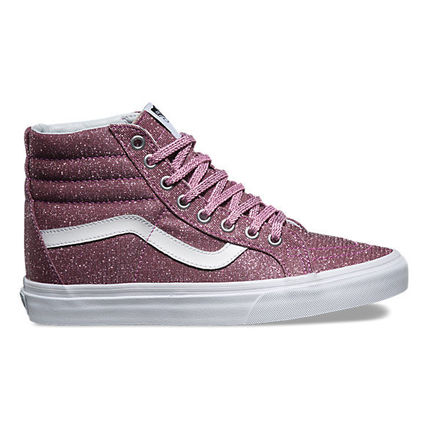 390596d7a9ad VANS SK8-HI Casual Style Unisex Street Style Plain Low-Top Sneakers ...