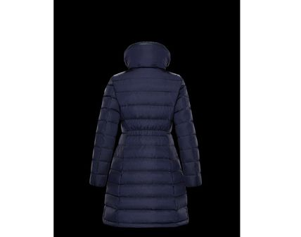 MONCLER Down Jackets Plain Medium Down Jackets 2